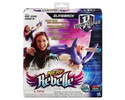 Nerf Rebelle Slingback Blaster
